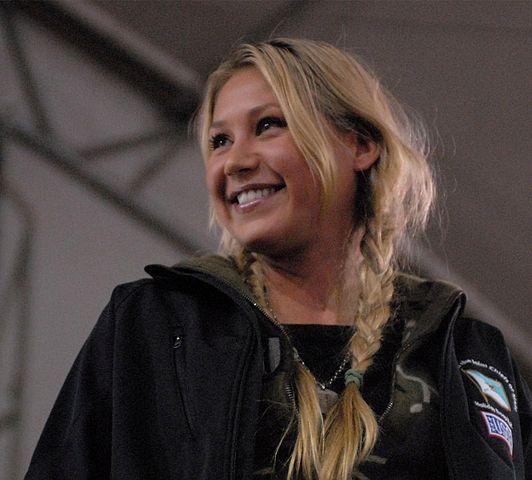 Anna Kournikova Sexiest women in sport