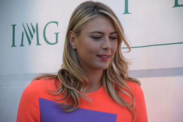 Maria_ Sharapova Sexiest women in sport